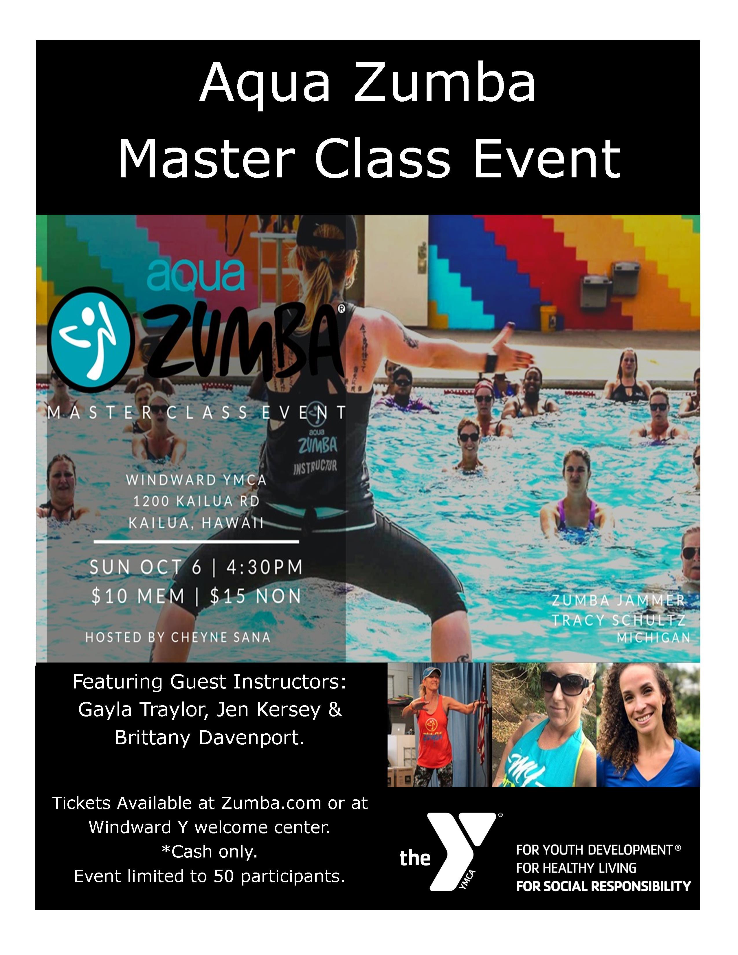 Events Calendar | YMCA of Honolulu | Honolulu, Hawai'i | www