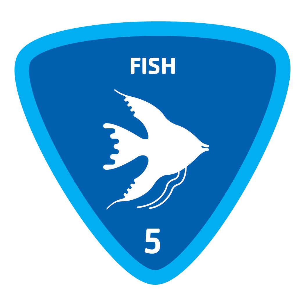 Aquatics-badge-5-fish