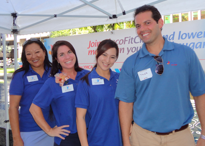 The YMCA of Honolulu and GlucoFitClub are teaming up to fight diabetes!